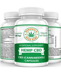 Hempture Hemp CBD Capsules