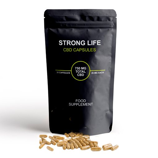 Strong life capusles softgel 30mg