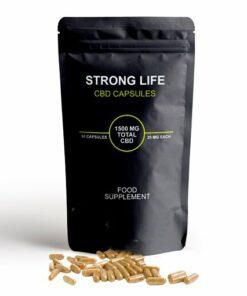 Strong life capusles softgel 60mg