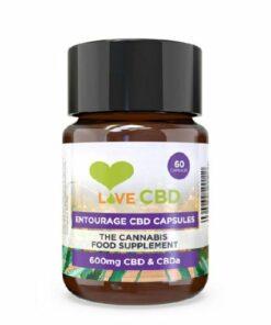 LoveCBD Entourage Capsules